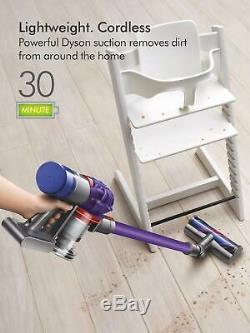 Dyson V7 Animal Flex Cordless Bagless Vacuum Cleaner Purple