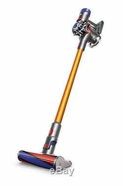 Dyson V8 Absolute Cordless Vacuum Handheld 21.6v HEPA Wireless NEW USA Plug
