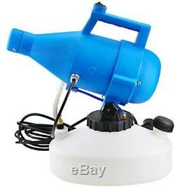 Electric Disinfectant ULV Cold Fogger 110v Handheld Sanitizer Sprayer Machine
