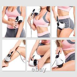Electric Massager With Infrared Heating Massage Neck Shoulder Arm Back Leg Foot