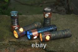 Emisar D4v2 TI Titanium Colorful Series Limited Edition USA EXCLUSIVE EMISAR
