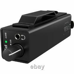 FCS210 Dual Dynamic Driver & Behringer P2 Belt-Pack Amp In Ear Monitor System