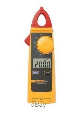 FLUKE 362 Handheld Digital Clamp Meter AC/DC 200 A Clamp Meter Tester True-rms