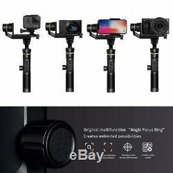 Feiyu G6 Plus 3-Axis Handheld Gimbal Stabilizer for Gopro Mirrorless Camera UK