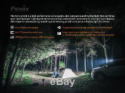 Fenix LR40R 12000 Lumen USB Fast Rechargeable Flashlight