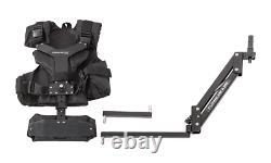 Flowcam 1000 Handheld Camera Stabilizer Steadicam with Arm Vest f/ DSLR DV Camera