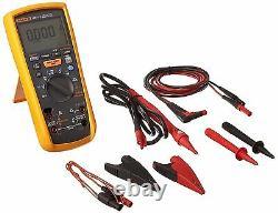 Fluke 1587 Fc 2 In 1 Insulation Multimeter W Fluke Connect 4692740 Brand New