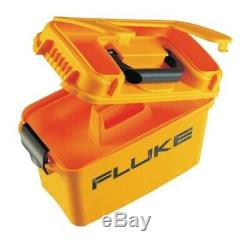 Fluke 1664 FC Multifunction Tester MFT with Hard Case and Range of Accessories