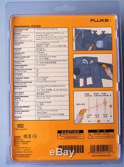 Fluke 59 Handheld Laser IR Infrared Thermometer Gun Temperature Meter Tester