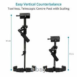 Flycam Video Galaxy Arm and vest Camera Redking Handheld Steadicam Stabilizer