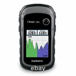 GARMIN eTrex 30x Handheld GPS Receiver Navigator eTrex30x 010-01508-10