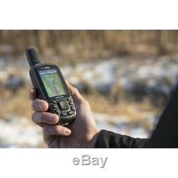 Garmin 010-01199-20 GPSMAP 64st Worldwide Handheld GPS BirdsEye Subscription