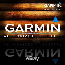 Garmin Alpha 100 Handheld GPS Multi-Dog Tracking & Training