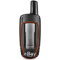 Garmin GPSMAP 64s Worldwide Handheld GPS with 32GB Accessory Bundle