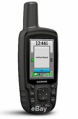 Garmin GPSMAP 64sc Handheld GPS Navigator GLONASS 8 MP Camera 010-01199-30