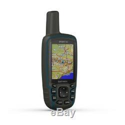 Garmin GPSMAP 64x Handheld GPS with 16GB Camping & Hiking Bundle (010-02258-00)