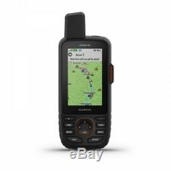 Garmin GPSMAP 66i Handheld Satellite Communicator and Outdoor GPS 010-02088-01