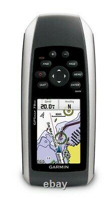 Garmin GPSMAP 78sc GPS Preloaded with US BlueChart Coastal g2 Maps 010-00864-02