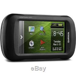 Garmin Montana 680t Handheld GPS 010-01534-11 with 32GB Ultimate Travel Bundle