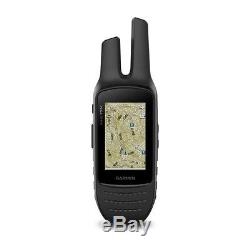 Garmin Rino 755t Handheld Radio and GPS 5 W FRS/GMRS 3 Touchscreen 010-01958-10