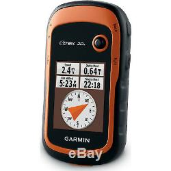 Garmin eTrex 20x Handheld GPS 010-01508-00
