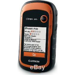Garmin eTrex 20x Handheld GPS with Enhanced Memory & Resolution 010-01508-00
