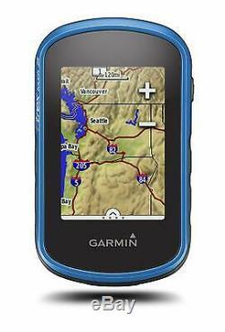Garmin eTrex Touch 25 Rugged Outdoor Handheld GPS Worldwide Basemaps