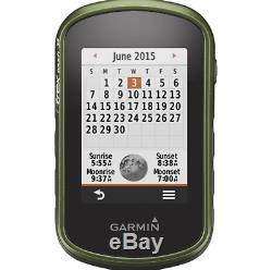 Garmin eTrex Touch 35 Handheld GPS/GLONASS Unit With Touchscreen 010-01325-10