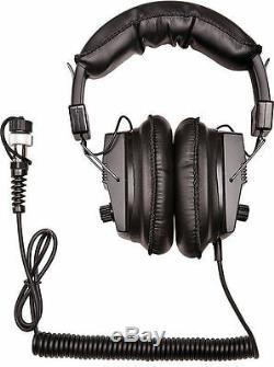 Garrett AT Pro Metal Detector Submersible River Beach Gold NEW MS-2 Headphones