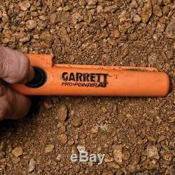Garrett Pro Pointer AT Metal Detector Waterproof ProPointer with Camo Pouch
