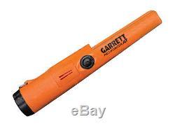 Garrett Pro Pointer AT Pin Pointer Probe with Battery/Belt Holder/2year Warranty