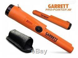 Garrett Pro Pointer AT Pinpointer Metal Detector Waterproof ProPointer & Holster
