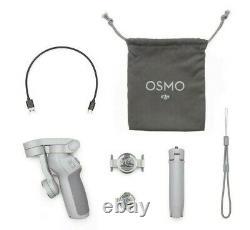 Genuine DJI OM 4 OSMO MOBILE Handheld Foldable Stabilizer Gimbal For SmartPhone