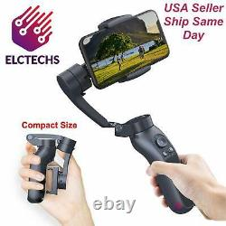 Gimbal Foldable Handheld 3-Axis Phone Gimbal Stabilizer For Android/iPhone