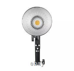 Godox ML60 60W Handheld LED Video Light CRI96+ TLCI 97+ with 2NP-F970 Battery