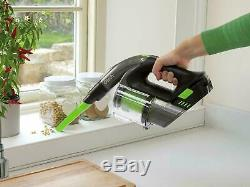 Gtech Multi Hand-held Vacuum Cleaner Mk 1, Cordless Lithium Powered, hand held