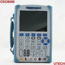 HANTEK Portable DSO8060 60MHz Five-in-one Handheld Oscilloscope Spectrum genera
