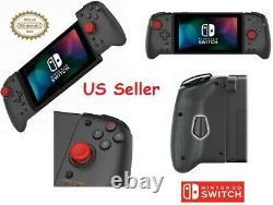 HORI Nintendo Switch Split Pad Pro Daemon X Machina Controller for Handheld Mode