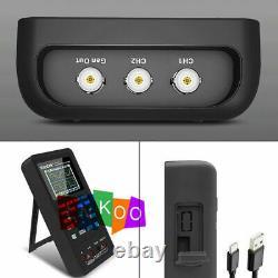Hantek 2D42 2 Channel 3in1 Handheld oscilloscope DMM Multimeter tester US Stock