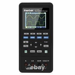 Hantek Handheld Oscilloscope 2D72 2CH 70MHz + Multimeter + 25M Signal Generator