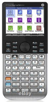 Hewlett Packard HP Prime Color Touchscreen Graphing Calculator G8X92AA 2016 US