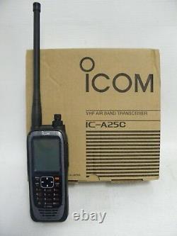 ICOM IC-A25C Sport Handheld Com Transceiver