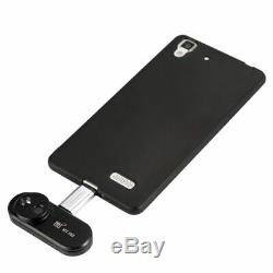 Infrared Thermal Camera Mobile Phone Imager Video Face Detection Imaging Type C