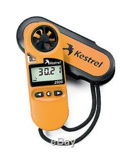 Kestrel 2500 Weather Meter Anemometer, Wind Speed, Pressure, Altitude, Temp Dealer