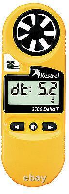 Kestrel 3500 DELTA T (0835DT) Handheld AG Meter Factory Authorized Dealer
