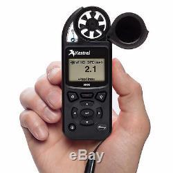 Kestrel 5000 Weather & Environmental Meter Black PN# 0850BLK