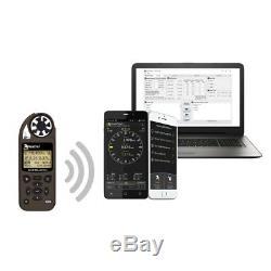 Kestrel 5700 Elite Meter w Applied Ballistics & Bluetooth LiNK Olive Drab