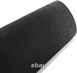 Kitsound Boombar 1 Speaker Bluetooth Portable Wireless Stereo Recharge Black