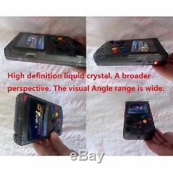 LCL Raspberry Pi 3A+ Game Boy Pi Retro Handheld-Spielkonsole mit 32G SD-Karte