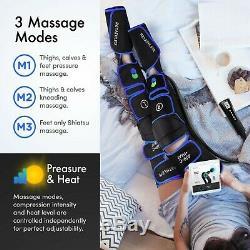 Leg Massager, Air Compression for Circulation Calf Feet Thigh USA ReAthlete